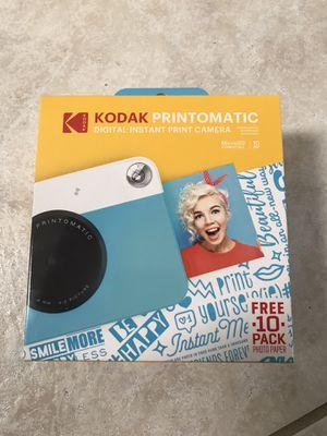 Kodak digital instant print camera for Sale in Palm Harbor, FL