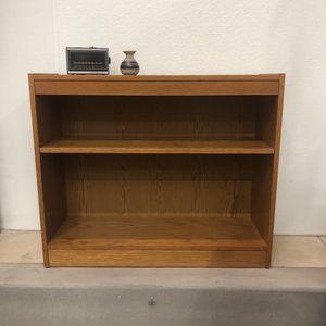 Mid Century Danish MCM Modern Teak Bookcase for Sale in Dallas, TX