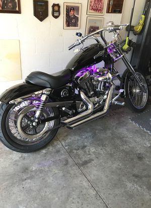 Harley Davidson XL 1200c motorcycle for Sale in Orlando, FL