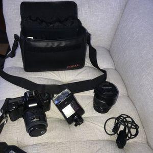 Pentax Camera Kit for Sale in Burbank, CA