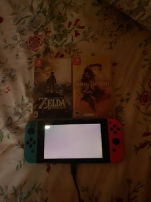 Nintendo switch for Sale in Santa Ana, CA