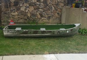 12' ALL Aluminum Johnboat Perfect Hunting Boat for Sale in Chicago, IL