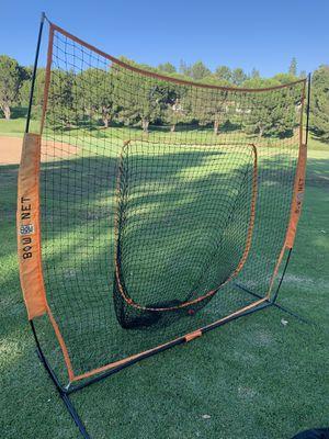 Baseball bow net for Sale in Brea, CA