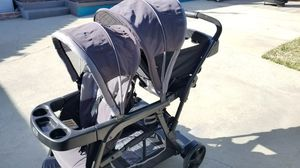 Graco Ready2Grow Double Stroller for Sale in Lakewood, CA