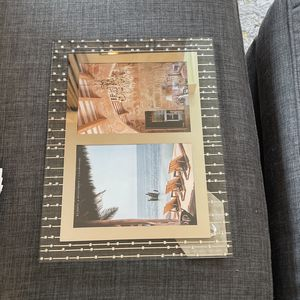 Like New Picture Frame Sparkly for Sale in Medina, WA