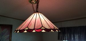 Vintage Tiffany Style Hanging Lamp for Sale in Palm Harbor, FL