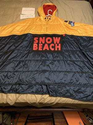 "Ralph Lauren Poncho ""Snow Beach"" Collection for Sale in Fountain Valley, CA"
