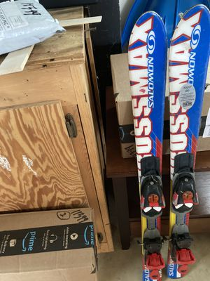 Salomon Grom Kid Skis for Sale in Amissville, VA