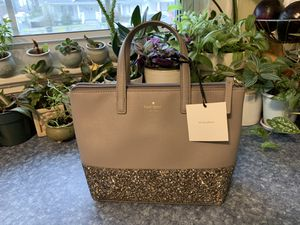 Kate Spade Ina Greta Court Glitter Bag for Sale in Thomasville, NC