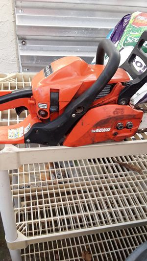 Echo chainsaw for Sale in Hollywood, FL