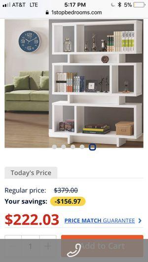 Mid century modern bookcase for Sale in Redmond, WA