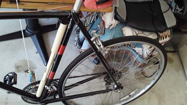 Motobecane super mirage French road bike