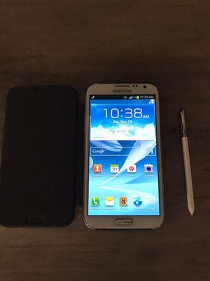 Samsung galaxy note II for Sale in Phoenix, AZ
