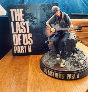 """The Last of Us Part II 12"""" Ellie Statue for Sale in Arcadia, CA"""