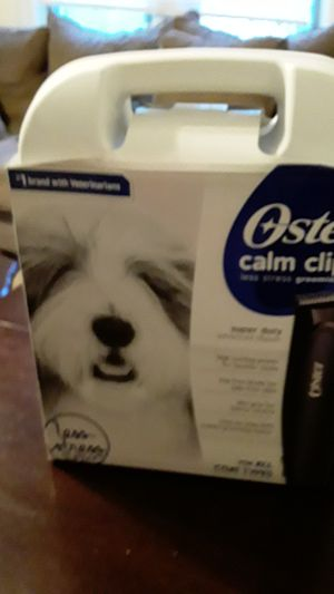 Oster calm clips for Sale in Lockport, IL