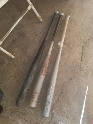 Baseball Bats for sell!!! for Sale in Fresno, CA
