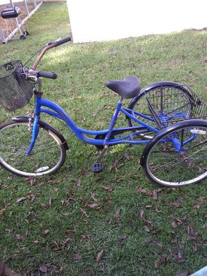 26 inch 3 wheel bicyle for Sale in Melder, LA