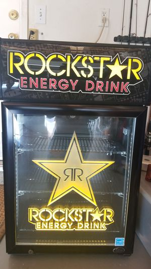 RockStar mini fridge for Sale in San Diego, CA