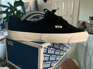 Vans Vault Black Suede size 9.5 supreme palace syndicate for Sale in San Diego, CA