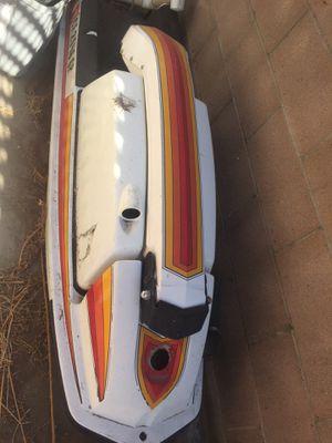 Kawasaki 550 jet ski hull for Sale in Huntington Beach, CA