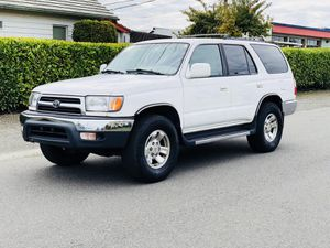 1999 Toyota 4Runner fully loaded !!! for Sale in Tacoma, WA