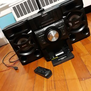 Sony Music System Stereo for Sale in Meriden, CT