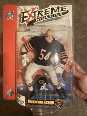Brain Urlacher Action Figure for Sale in Tampa, FL