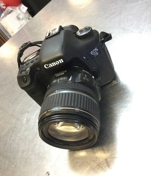 Canon eds 7d for Sale in Weslaco, TX