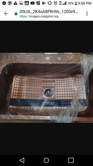 Kitchen and bathroom sinks ***ASK ME ABOUT PRICES*** for Sale in Durham, NC