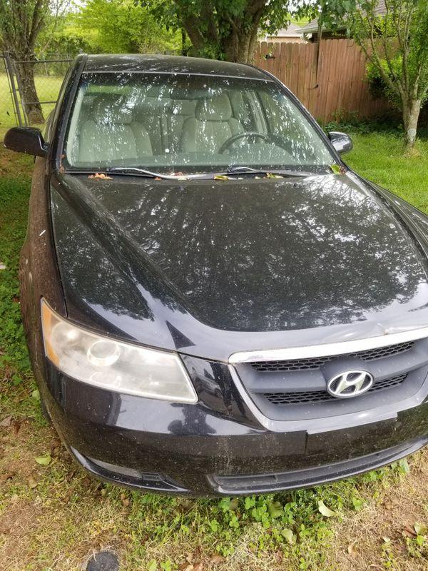 2006 Hyundai sonata miles 170866
