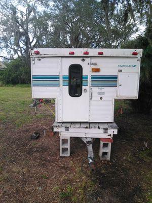 Pop-up camper can fit inside a 8ft. pick up truck for Sale in Sebring, FL