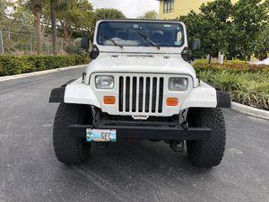 Jeep Wrangler YJ 1992 for Sale in Miami, FL