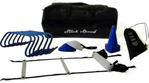 Speed & Agility Training Equipment w/ Agility Ladder for Sale in Gaithersburg, MD