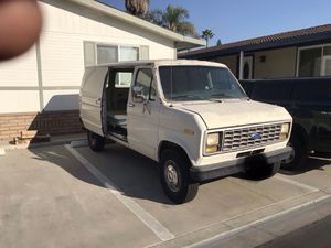 1991 Ford E350 for Sale in Los Angeles, CA