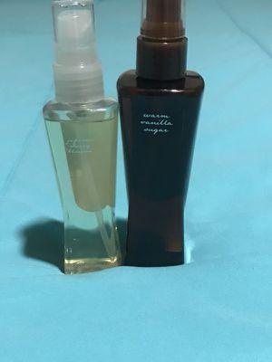 Bath and Body Works fragrance sprays. Japanese cherry blossom and warm vanilla sugar for Sale in San Diego, CA