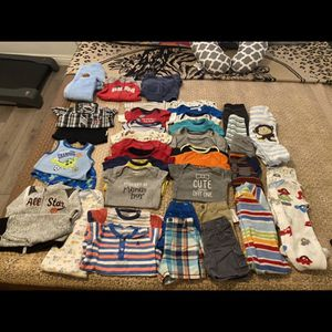 3 Months 3-6 Months Baby Boy clothes for Sale in Riverside, CA