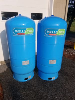 10 year old Model - WX-350 Armtrol Pressure Tanks. 125 PSI. for Sale in Akron, PA