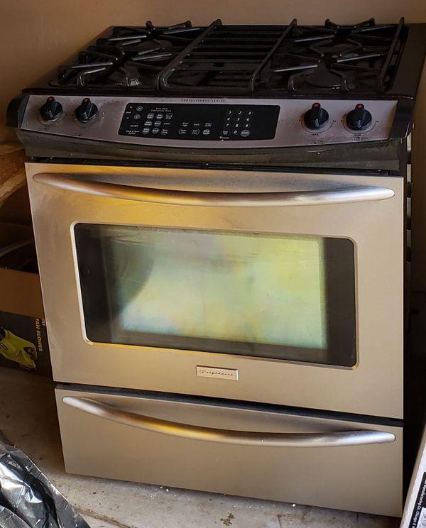 Fridgedaire Gas Oven
