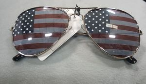 USA Patriotic Flag Sunglasses 3 colors for Sale in Saint Charles, MO