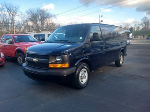 2012 Chevy Express 2500 passenger van for Sale in Swansea, MA