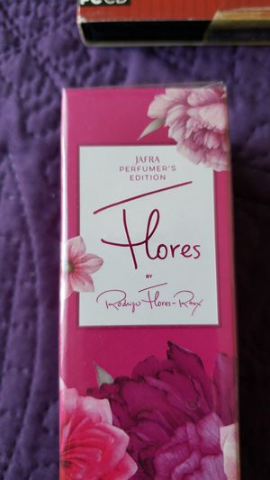 Jafra Flores perfume. New. Mother's Day gift. Sealed in box. for Sale in Portland, OR