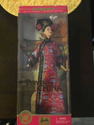 """Barbie """"Princess of China"""" Dolls of The World Princess Collection for Sale in Leander, TX"""