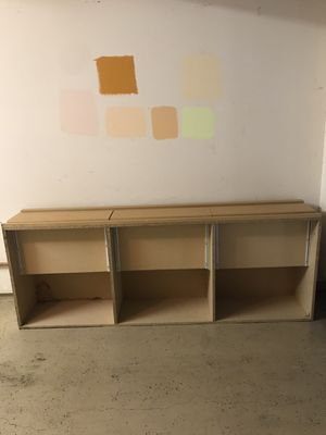 Partial box bed with drawers FREE! for Sale in San Jose, CA