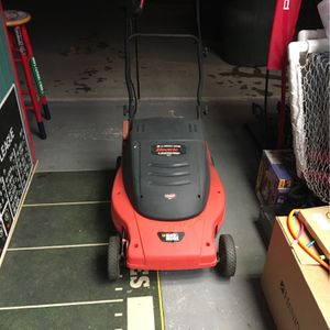 Electric Lawn Mower for Sale in Anaheim, CA