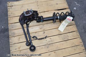10 11 12 HYUNDAI GENESIS COUPE 2.0T LEFT FRONT STRUT SPINDLE CONTROL ARMS KNEE for Sale in Hialeah, FL