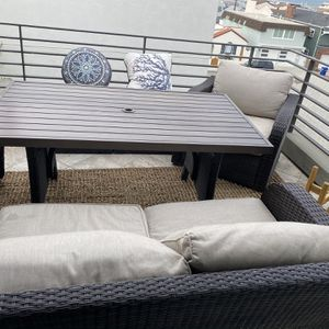Patio Furniture (and Grill Sold Separately) for Sale in Hermosa Beach, CA