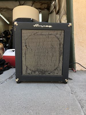 Ampeg Rocket B100R Bass Amp for Sale in Los Angeles, CA