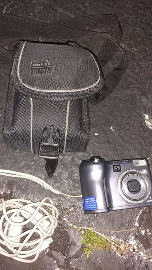 Olympus Digital Camera with accessories for Sale in Ormond Beach, FL