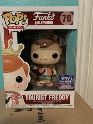 Funko pop tourist Freddy for Sale in Covina, CA