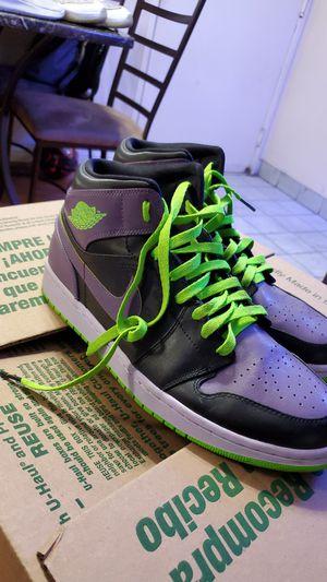 JOKER 1 Jordans retro Night Vision for Sale in Los Angeles, CA